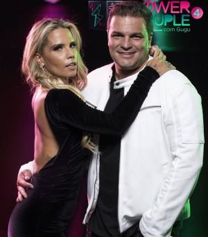Taty Zatto e Marcelo Braga