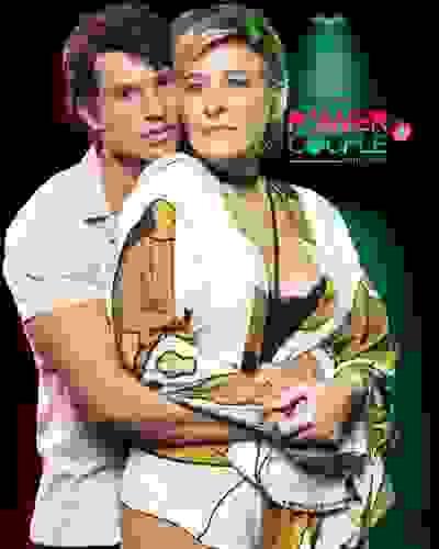 Maikel Castro e Jackie Sampaio