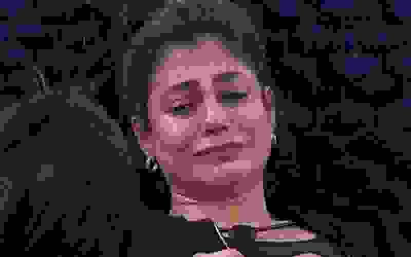 BBB20 - Emparedada, Mari Gonzalez tem crise de choro e avalia estratégia de jogo