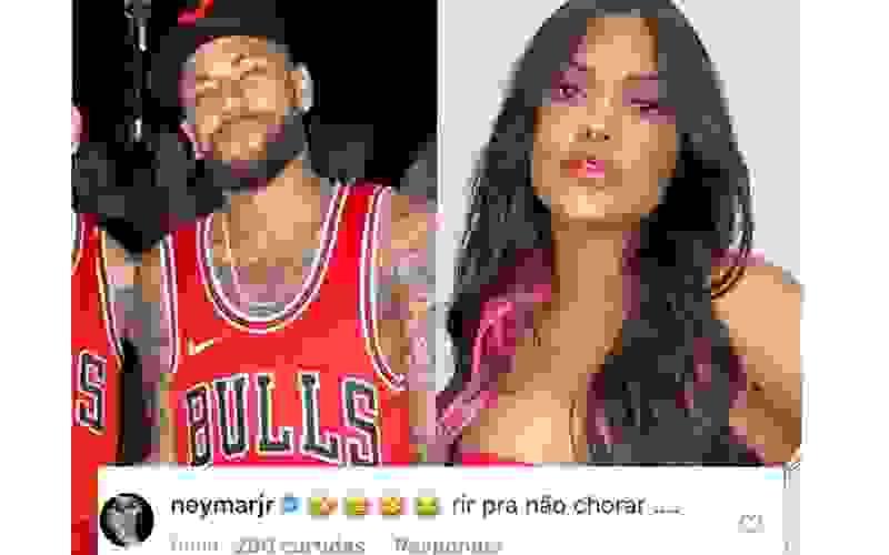Após Neymar negar, Flayslane sente vergonha de ter ficado com o jogador