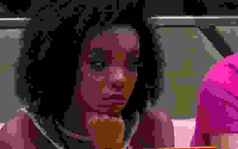 BBB20 - Thelma fica chateada depois de votar Babu no Paredão